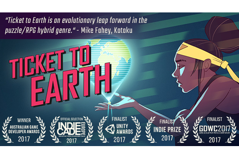 Save 20% on Ticket to Earth on Steam
