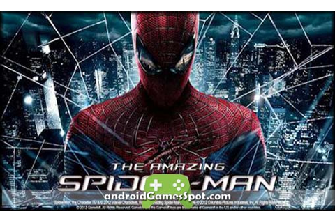 The Amazing Spider-Man android game free download [Full ...