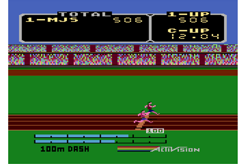 Download The Activision Decathlon - My Abandonware