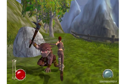 Drakan: The Ancients' Gates Download Game | GameFabrique