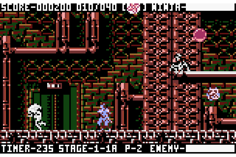Ninja Gaiden III: The Ancient Ship of Doom (1993) by Atari ...
