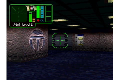DefCon 5 (1996) by Millennium Interactive 3DO game
