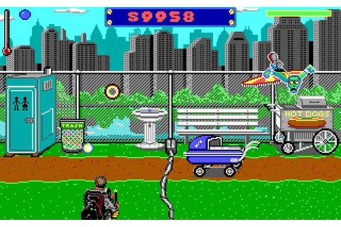 Download Ghostbusters 2 action for DOS (1989 ...