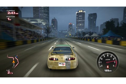 Project Gotham Racing 4 (PGR4): Toyota Supra Turbo car ...