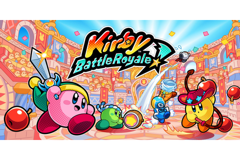 Kirby Battle Royale | Nintendo 3DS | Games | Nintendo