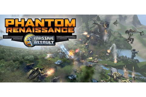 Massive Assault: Phantom Renaissance on Steam