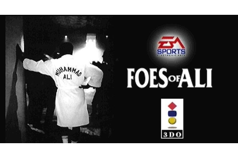 Foes of Ali - 3DO - Nerd Bacon Reviews