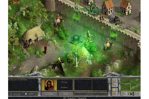 Age of Wonders : Shadow Magic (Full PC Strategy Game ...