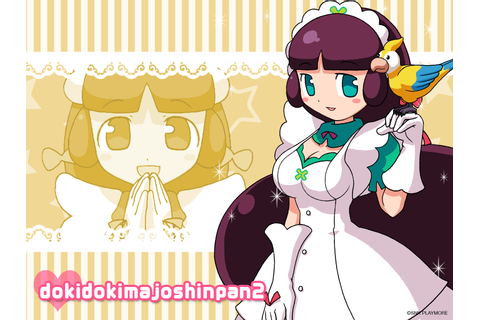 Sophy Hiro - Doki Doki Majo Shinpan 2 Duo - Wallpaper ...