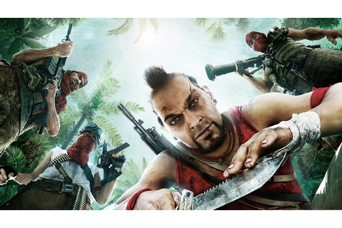 Download Wallpaper 1366x768 PC game Far Cry 3 HD Background