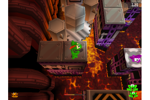 Frogger 3D for PC. A suprisingly challenging game I have ...