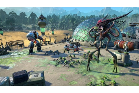 Age of Wonders: Planetfall Meet the Factions - Green Man ...
