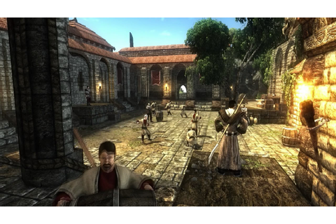 Risen PC Game Download Free Full Version