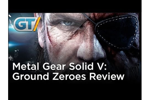 Metal Gear Solid V: Ground Zeroes Review - YouTube