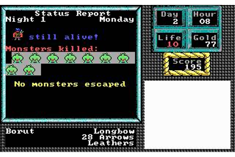 Keys to Maramon Download (1990 Role playing Game)
