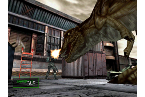 Dino Crisis 2 image - 5TH Generation Gamers - Mod DB