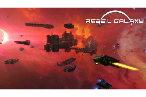 Rebel Galaxy - PC Review - Chalgyr's Game Room
