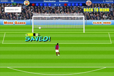 Penalty Shootout Soccer Game - Android Apps on Google Play