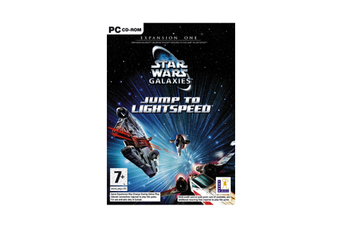 Star Wars Galaxies - Jump To Lightspeed, PC ...