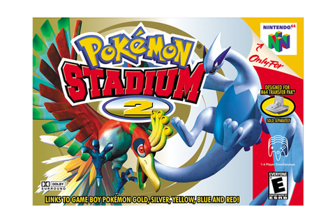 Pokémon Stadium 2 | Pokémon Video Games