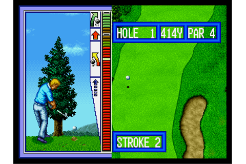Top Players Golf - Play Retro SNK Neo Geo games online ...