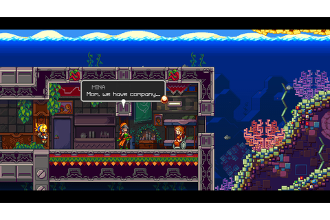 Iconoclasts on Steam