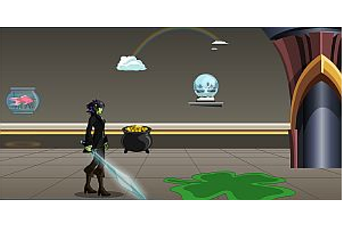 Mech Quest - Play space games online in our free sci-fi ...