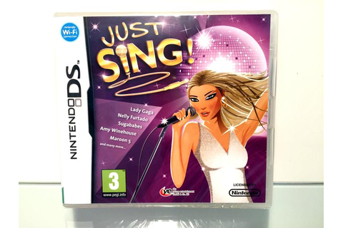 Just Sing (Nintendo DS)