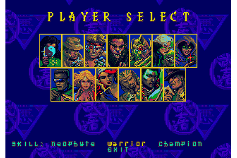 Eternal Champions: Challenge from the Dark Side (1994) by ...