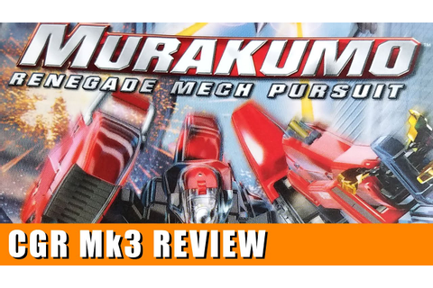 Classic Game Room - MURAKUMO RENEGADE MECH PURSUIT review ...