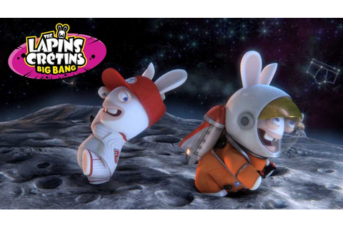 Test jeu Android de The Lapins Crétins : Big Bang sur ...