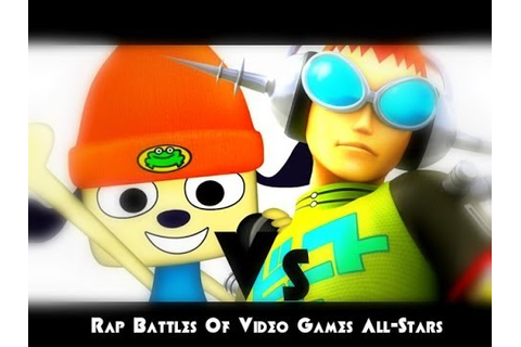 Parappa Vs Beat (Rap Battles Of Video Games All Stars ...