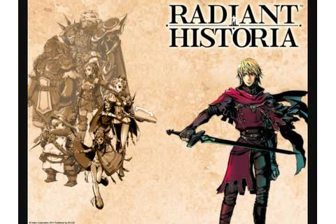 Radiant Historia OST: An Earnest Desire Of Grey - YouTube