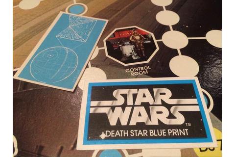 """Escape From the Death Star"" board game review 