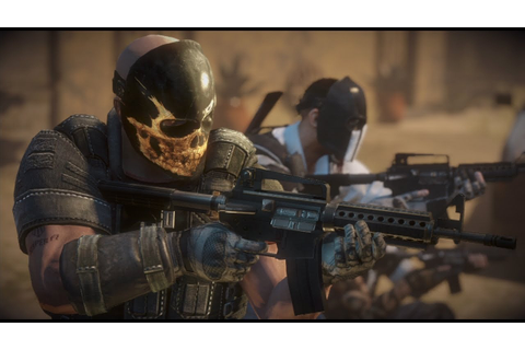 PS3 Army of Two : Le Cartel du Diable HD1080P Gameplay ...