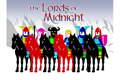 The Lords of Midnight review (iOS / Universal ...