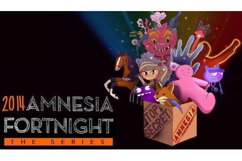 Buy Amnesia Fortnight 2014 from the Humble Store and save 75%