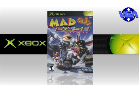 Mad Dash Racing Gameplay Xbox ( 2002 ) - YouTube
