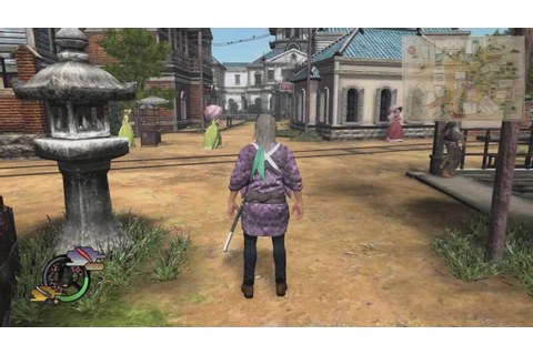 Way of the Samurai 4 - Little Britain - YouTube