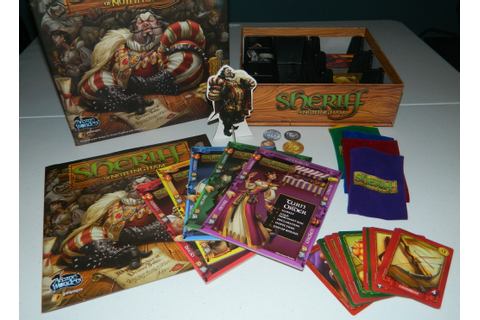 Sheriff of Nottingham REVIEW | COG Gaming | COG Gaming