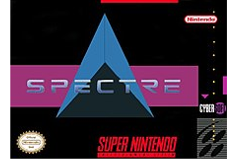 Spectre (video game) - Wikipedia