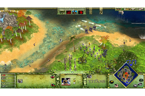 Age of Mythology - The Titans Expansion - 12. War of the ...
