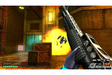 PSP - Coded Arms Contangion (Leizip GC 2006) - The ...