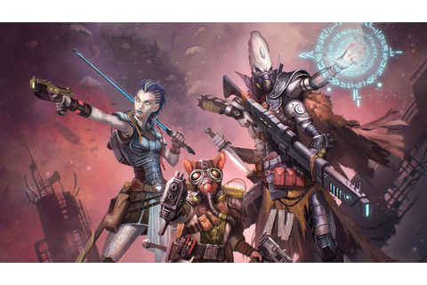 Starfinder hopes to do for space opera what D&D has done ...