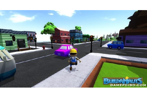 Buildanauts - Download Game PC Iso New Free