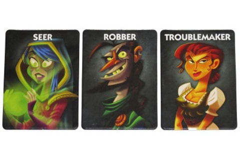 Card Game Review: One Night Werewolf! – OnTableTop – Home ...