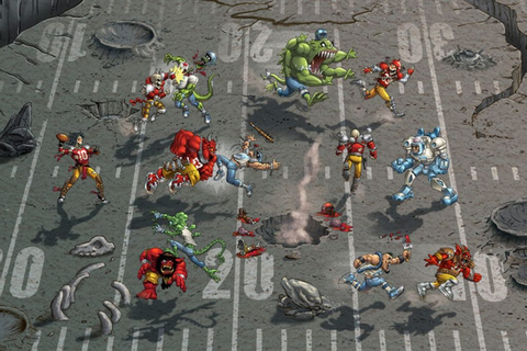 Mutant Football League Free Download - Ocean Of Games