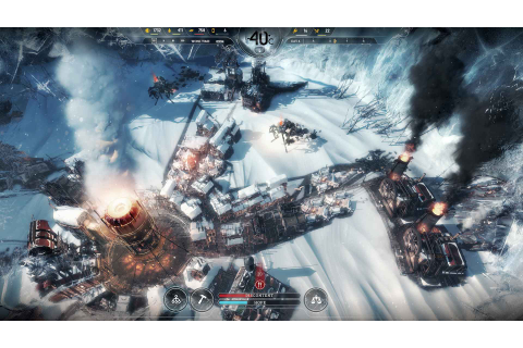 Frostpunk Coming To PS4 With Remapped Controls ...
