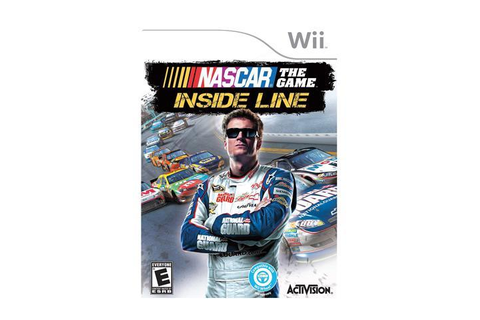 NASCAR The Game: Inside Line Wii Game - Newegg.com