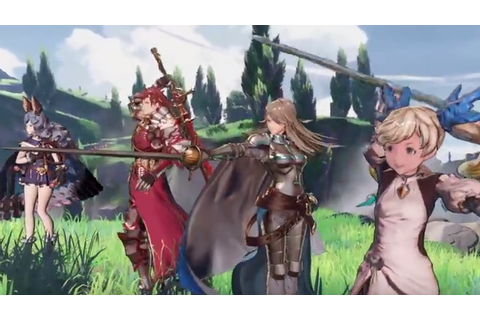 Platinum Games collaborating on Granblue Fantasy: Project ...